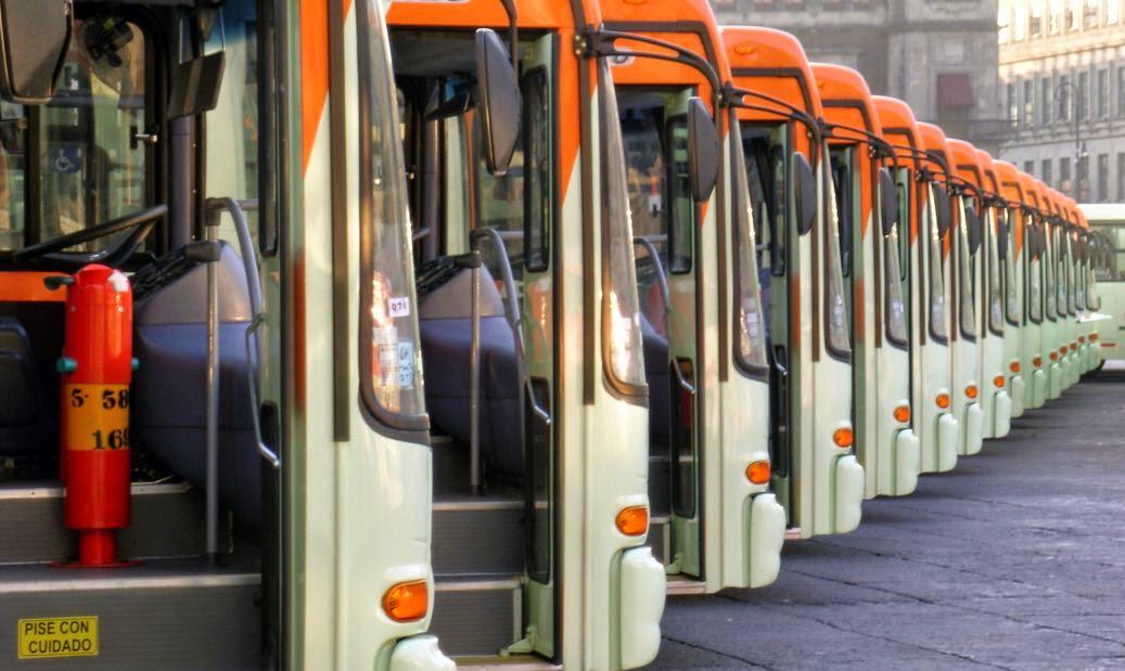 Servicio publico de transporte
