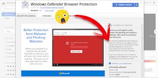 Microsoft lanza Windows Defender para Google Chrome