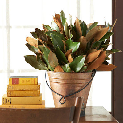 Decorating for the Season with Magnolia Leaves   Driven by Decor Decorating for the Season with Magnolia Leaves