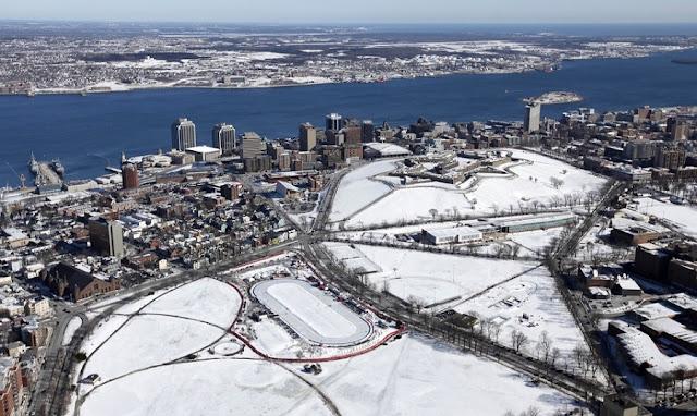 Inverno em Halifax