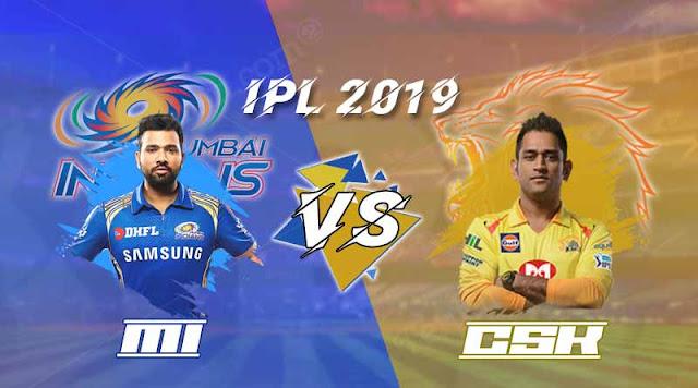IPL 2019 MI vs CSK Dream11 Fantasy Team for Grand League, Playing XI