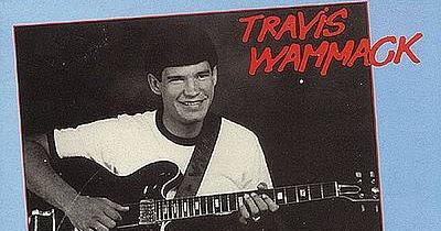 Travis Wammack Fire Fly Scratchy
