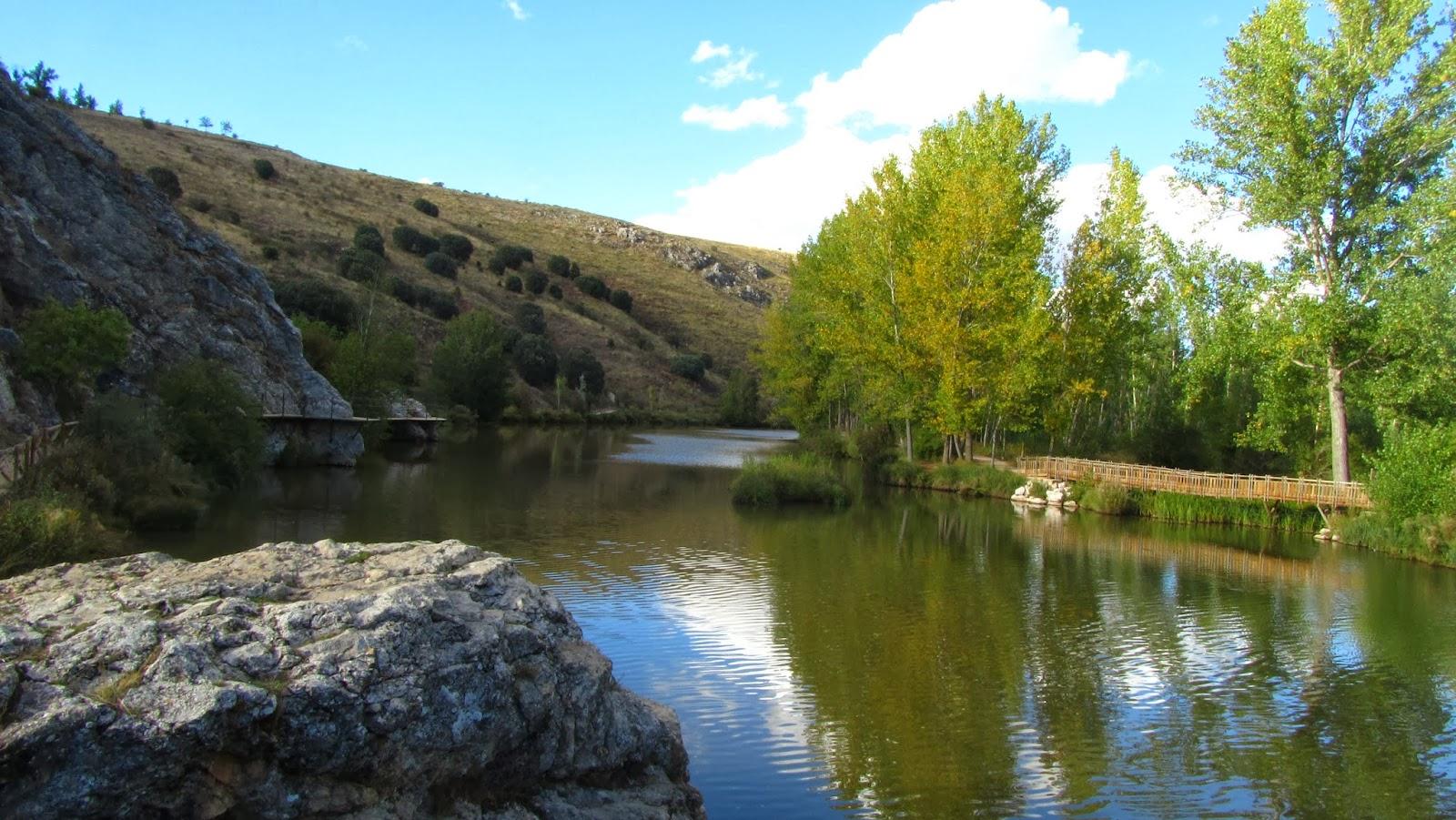 Senda por el Río Duero en Soria