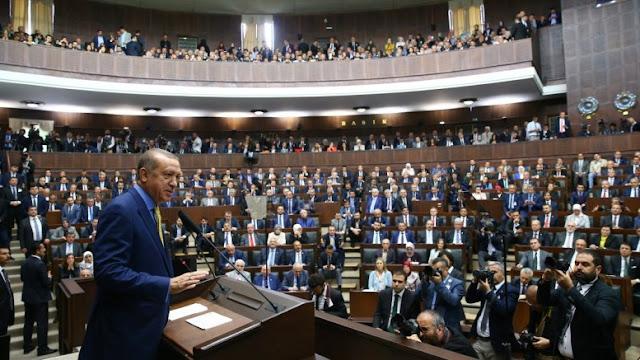 """Ερντογάν: """"Στόχος τους ο διαμελισμός της Τουρκίας"""""""