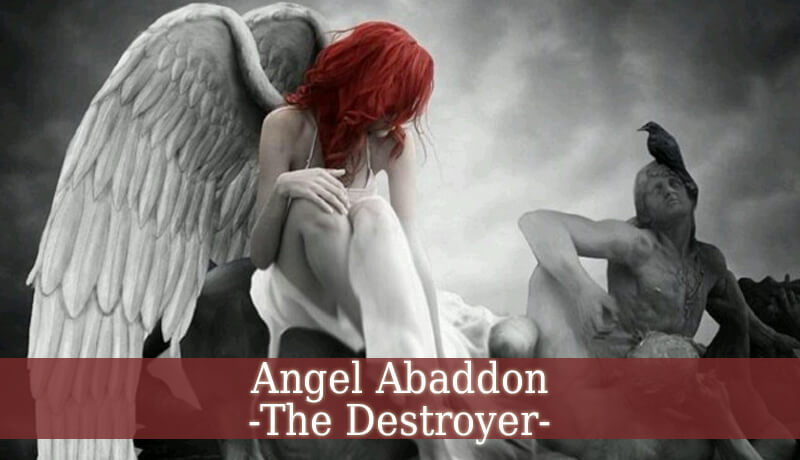 The Angel Of Death, Abaddon