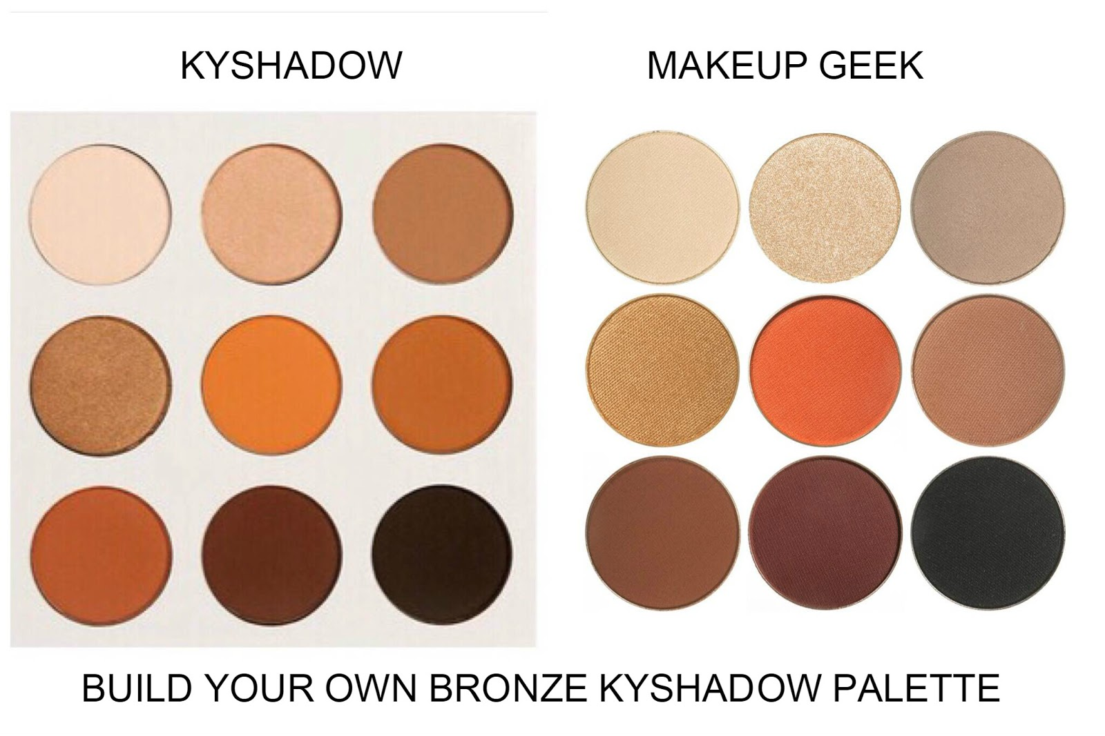 Build Your Own Palette 12 Shadows by Kylie Cosmetics #15