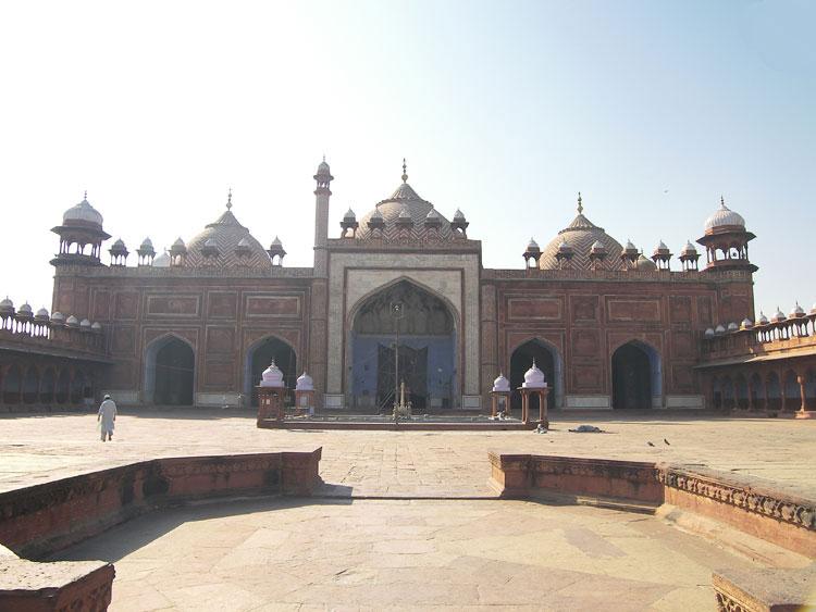Jama Masjid Агра Индия