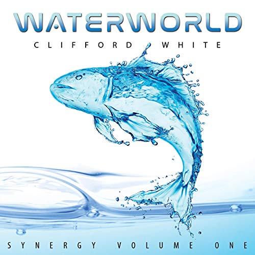 Un mundo de agua creado para la celebración Universo a través de la música.