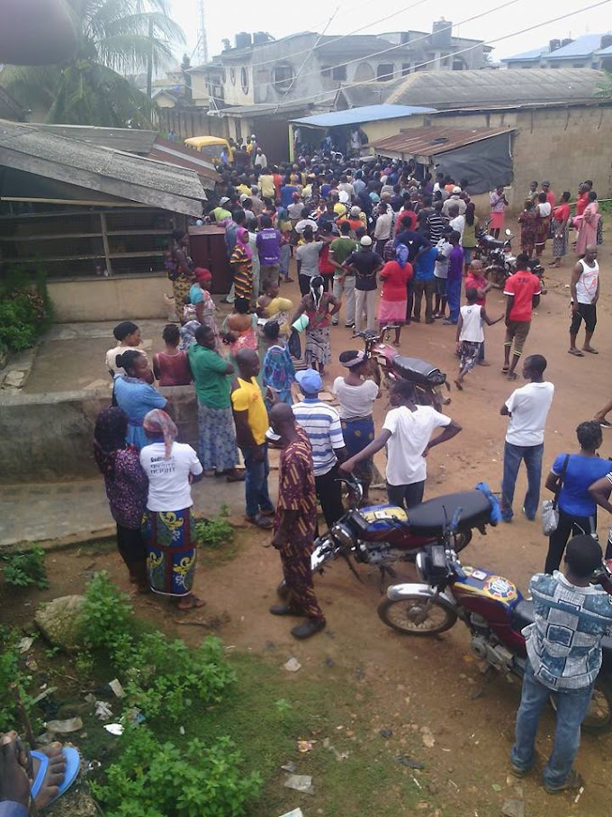 Badoo Member Lynched by an Angry Mob After Being Caught in Ogun