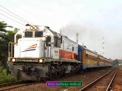 Kereta Api Ekonomi Lebaran 2016