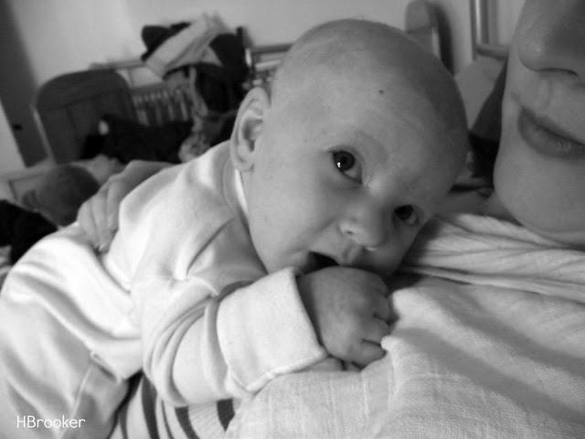 Newborn baby A