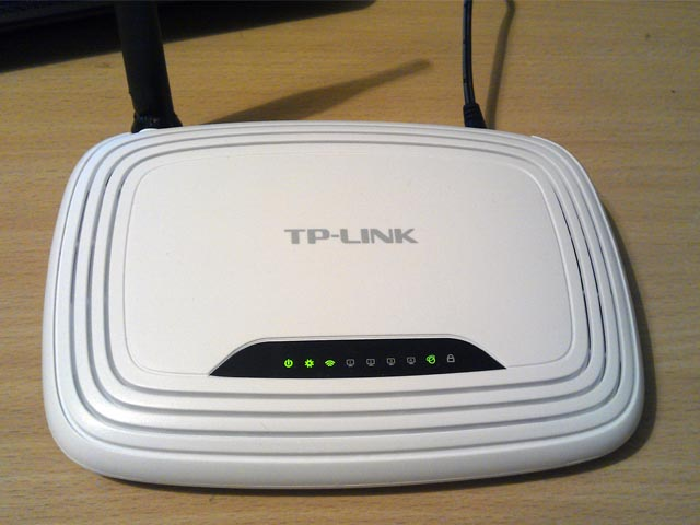 Flashing TP-Link TL-WR740N with OpenWRT best firmware