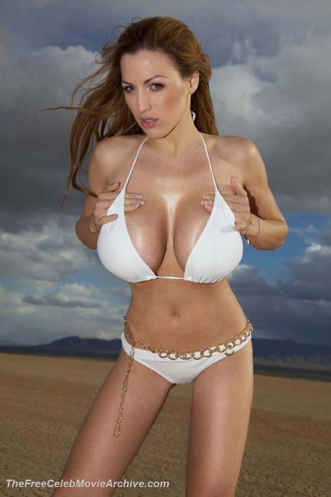 Jordan Carver A Milky Huge Boobs Baby Sizzling In Desert -4723