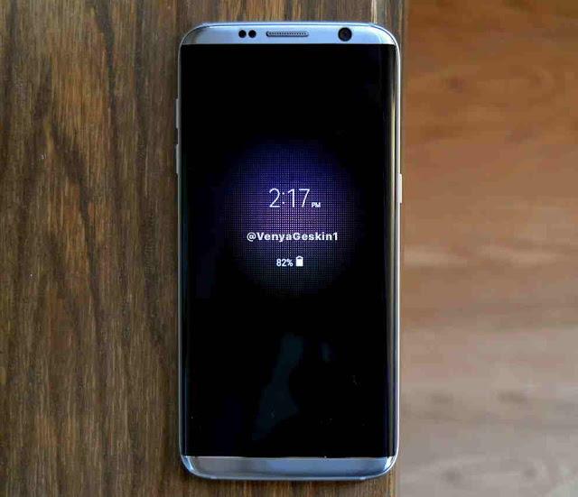 Galaxy S8 konsep rumor
