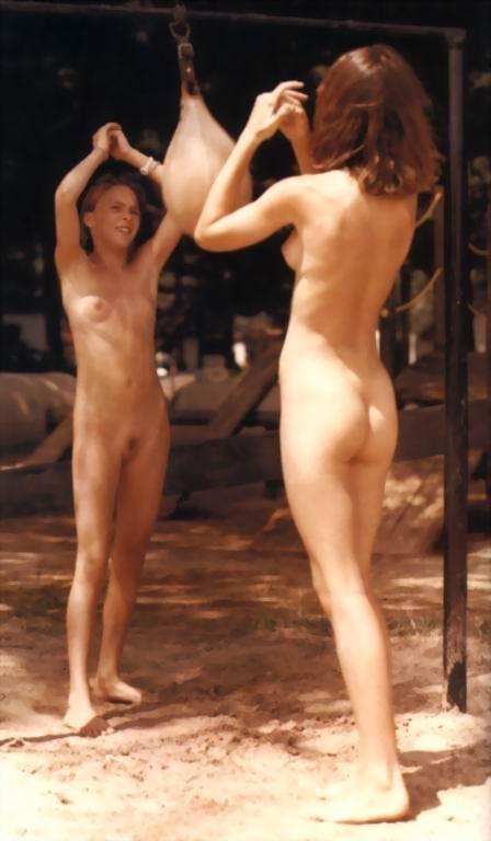 Remarkable, this ingen nudist modell