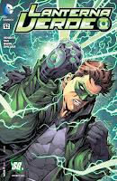 Os Novos 52! Lanterna Verde - Anual #1