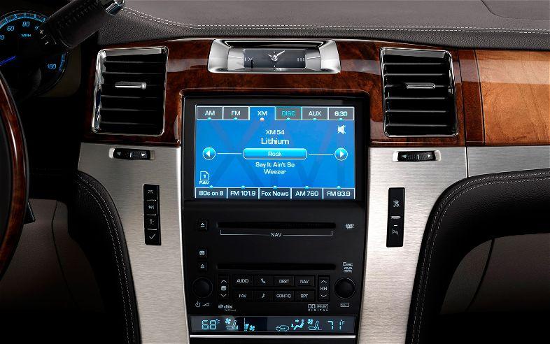 2012 Cadillac Escalade Esv Platinum