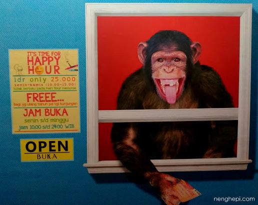 De Mata Trick 3D Museum, Surabaya Town Square