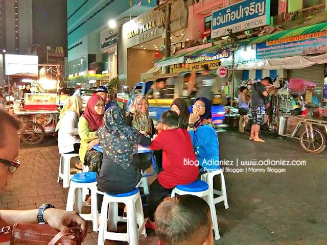 Bermadu di Hatyai, Thailand & Lepak di Lee Garden Plaza