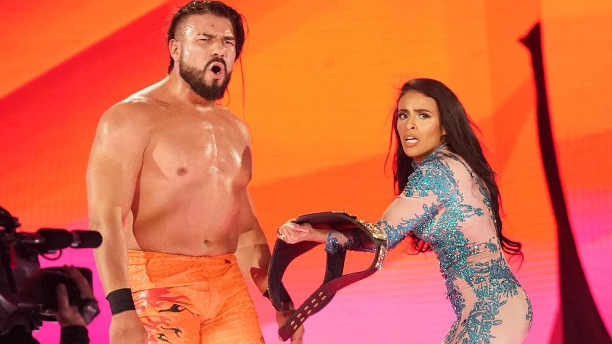 Humberto Carrillo vs. Andrade é confirmado para o Royal Rumble