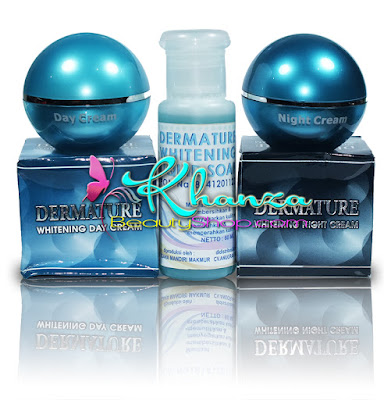 dermature cream whitening skincare