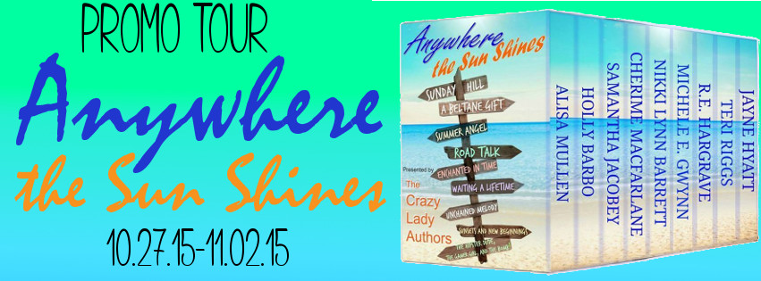 Anywhere The Sun Shines By Various Authors