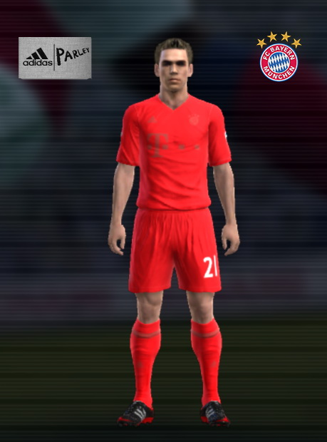 Adidas Parley Bayern Munchen 2017/2018 kit home