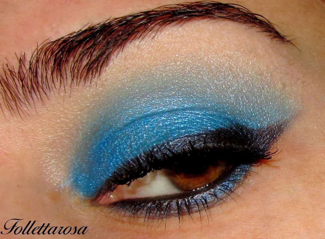 riga di eyeliner