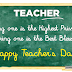 Happy teachers day Inspirational Poems