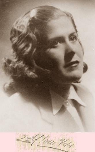 La ajedrecista Glòria Velat Badia (1915-1989)