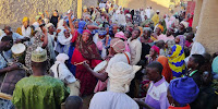 A wedding celebration in Niger, where the highest birthrate in the world could triple the country's population. Image: LM TP via FlickrA wedding celebration in Niger, where the highest birthrate in the world could triple the country's population. (Image Credit: LM TP via Flickr) Click to Enlarge.