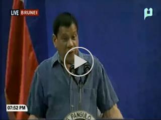 JUST IN: Libo-libong Filipino ang nagtipon-tipon para pakinggan ang talumpati ni Pres. Duterte sa Brunei