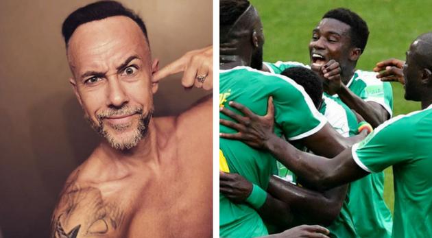 Nergal Behemoth publica imagen racista tras derrota Polonia mundial Rusia 2018