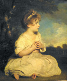 The Age of Innocence by Sir Joshua Reynolds (1788)  © The Tate; Photo © Andrew Knowles