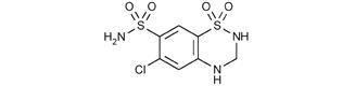 Hidroklorotiazida (HCT)