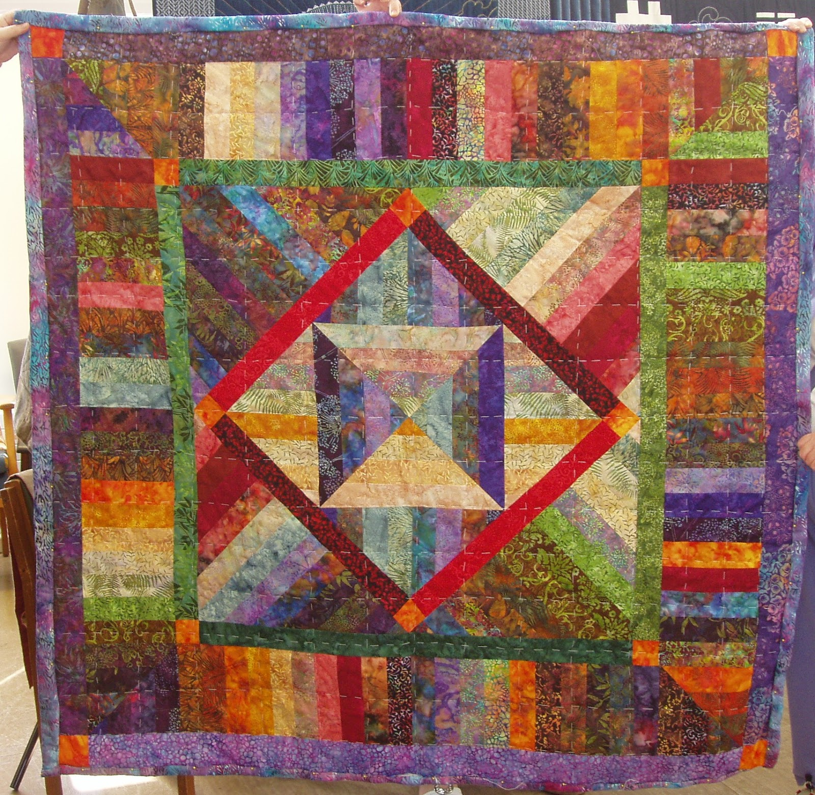 Sashiko And Other Stitching New Amp Most Popular Patchwork Workshops Roundup