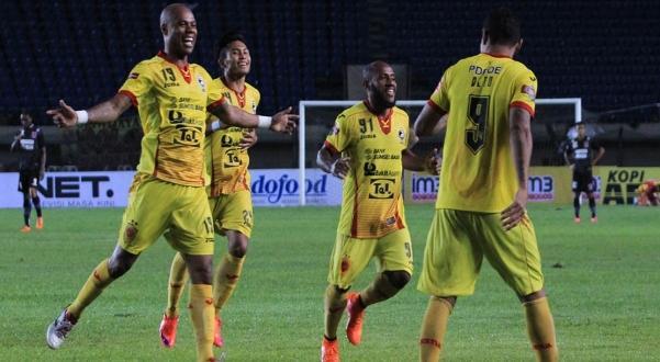 Sriwijaya FC vs Madura United