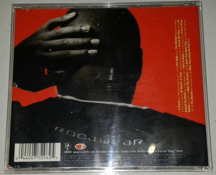 Cd Jay Z Blueprint 2 1 Gudang Musik Shop