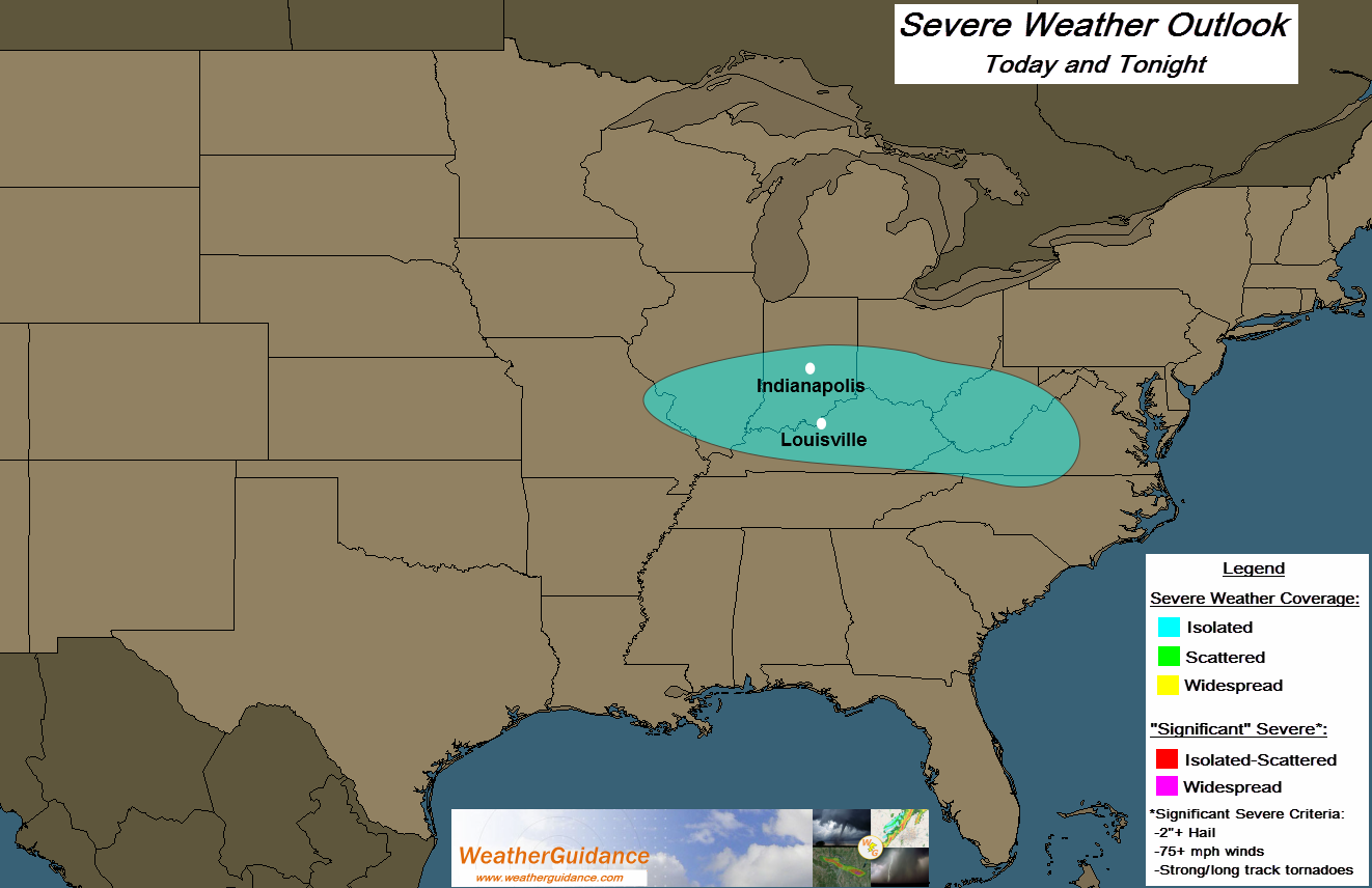 The Original Weather Blog: New Severe Weather Outlook Maps for the