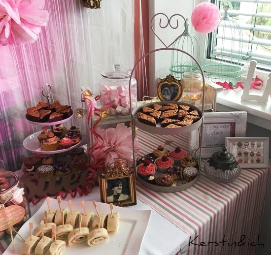 Hochzeit Candybar Süßigkeiten