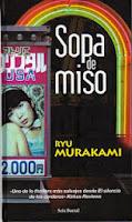 SOPA DE MISO - Riu Murakami