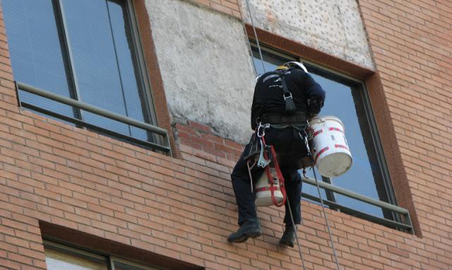 limpieza fachadas Sevilla