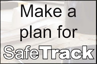 Mark a Plan for Safetrack
