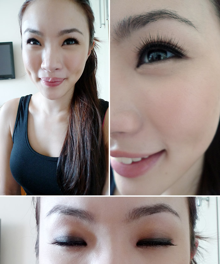 Makeup For Asian Eyes Double Eyelids Makeup Vidalondon