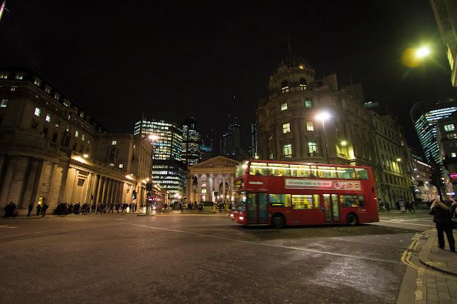 Bus-Londra