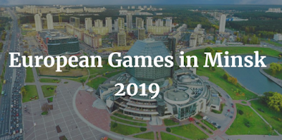 Minsk 2019 European Games, dates, host cities, venues, schedule, Sports list.