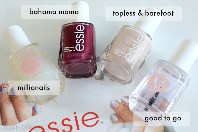 Essie Voxbox review