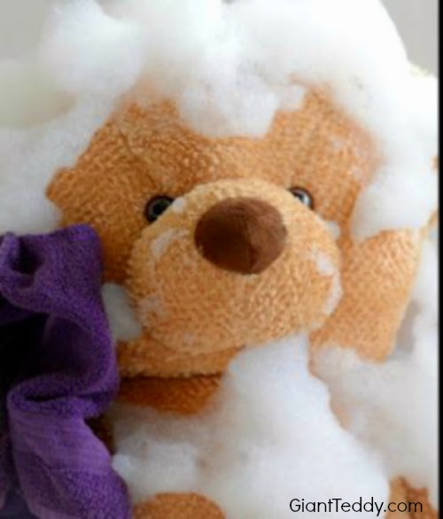 Teddy Bear Bubble Bath
