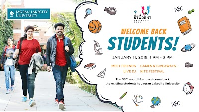 Welcome Back to the Start of a New Year & New Semester : 2019!