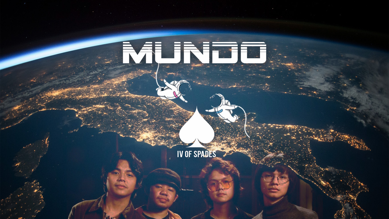 Mundo IV of Spades